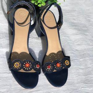 Tory Burch Marguerite sandals 🌸🌼🌺brand new 9.5